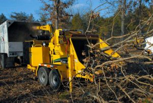 Cippatrici Vermeer BC2100XL TIER 4 Final (Stage IV)