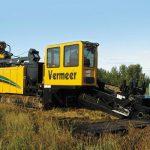 TOC HDD per posa di condotte primarie (pipelines) Vermeer