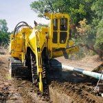 Frese da cava e sbancamenti Vermeer T1055III Terrain Leveler SEM