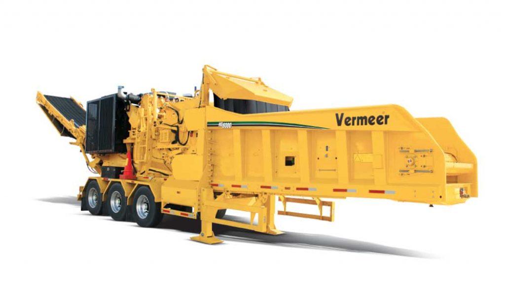 HG6000 trituradora horizontal Vermeer