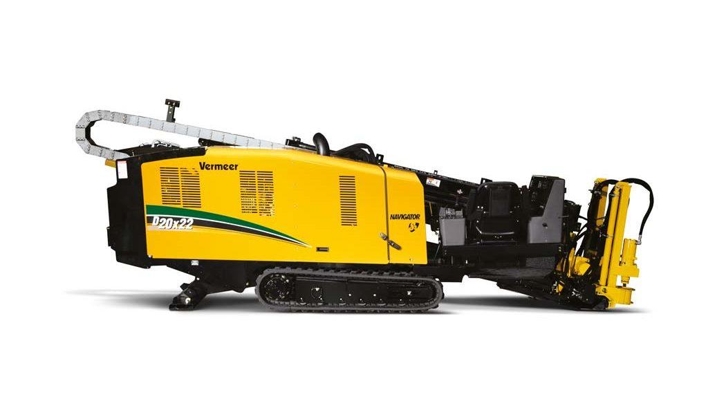 D20X22 S3 TOC HDD Vermeer