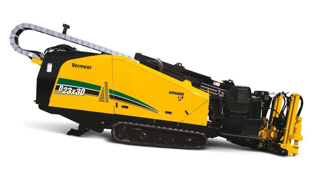 Vermeer D23X30 S3 TOC HDD