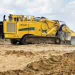 Frese da cava e sbancamenti Vermeer T1255III Chain Drive Terrain Leveler