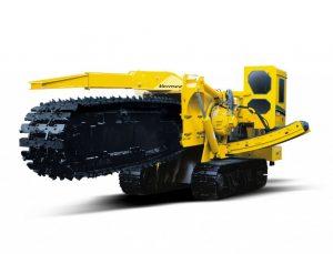Vermeer T1255III Trencher