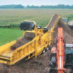 HG6000 astilladora trituradora Vermeer