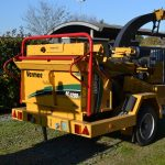 Astilladora de madera Vermeer BC1200XL