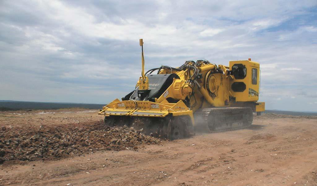 Vermeer espana equipo nuevo T1255TL