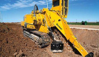 T955 Vermeer espana equipo nuevo