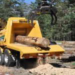 WC2300XL astilladora de troncos Vermeer
