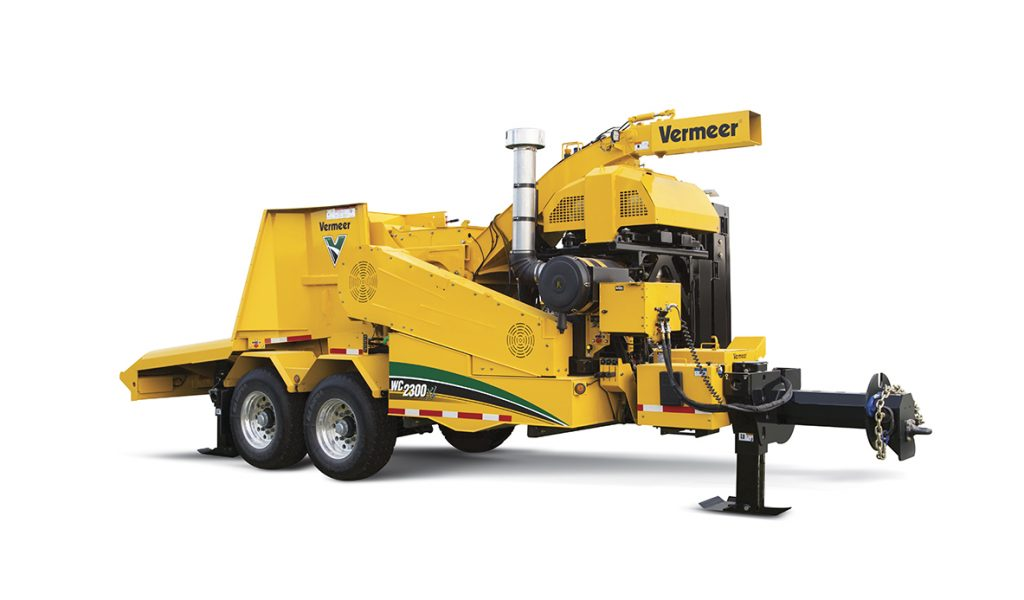 Astilladora de troncos WC2300XL