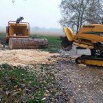 Vermeer SC60TX en acción