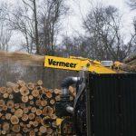 WC2500TX astilladora Vermeer
