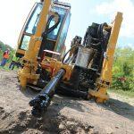 Perforadora para roca Vermeer D40x55DR