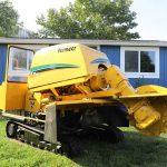 Destoconadora de orugas Vermeer SC70TX 3