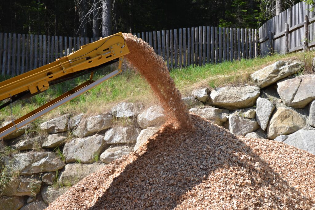 Hg4000 astillado biomasa