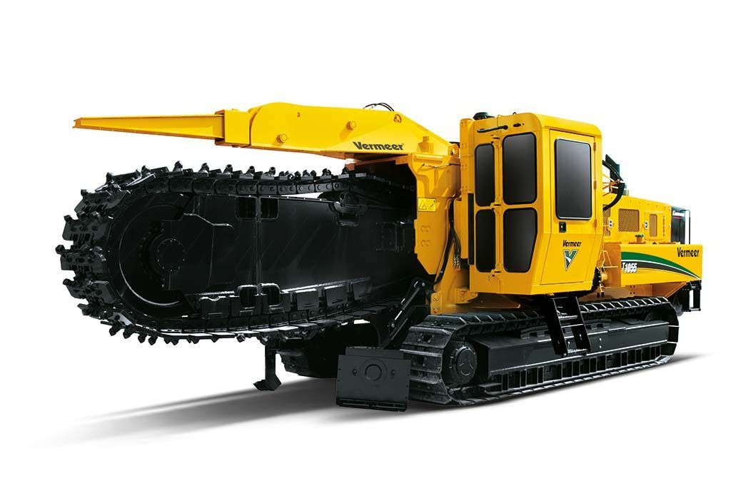 T1055III Trencher
