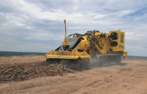Vermeer Italia equipaggiamento nuovo T1255TL