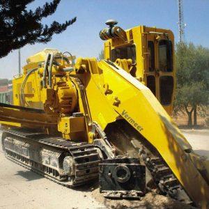 Trencher per piperlines Vermeer T755III Trencher