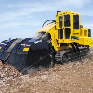 Frese da cava e sbancamenti Vermeer T855III Terrain Leveler