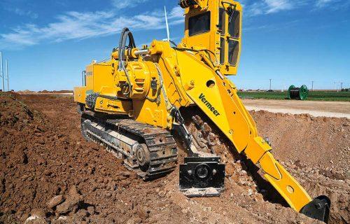 T955 Vermeer Italia equipaggiamento nuovo